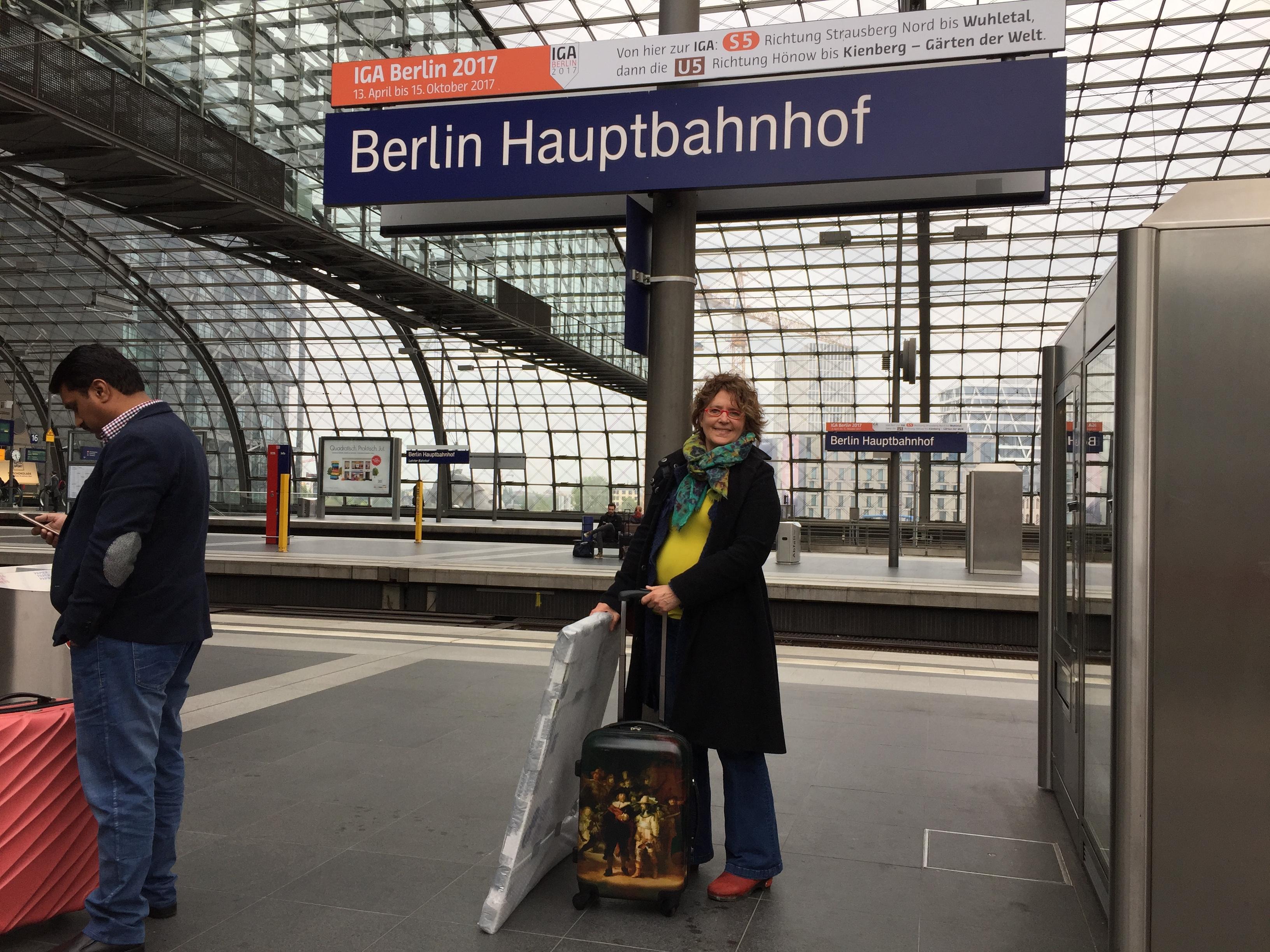 Berlijn here I come again