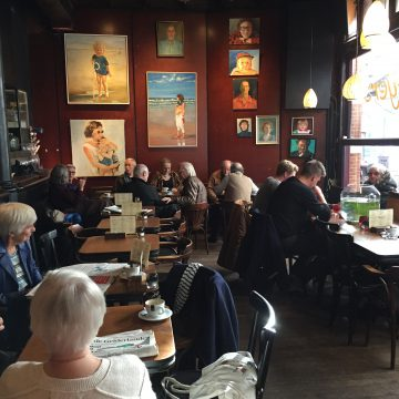 Café Meijers expositie