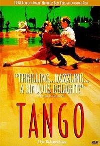 Tango film en dansen