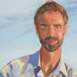 colse up dubbel portret  2010