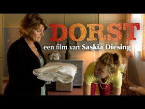 Aparte acteursrol van Simone Kleinsma in de film Dorst