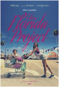 the Florida Project movie. Filam over de verloren mensen in Amerika
