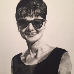 Audrey Hepburn 2020